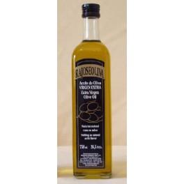 Botella Aceite De Oliva Vigen Extra Cristal 750 ml (Caja 12 unidades)