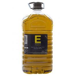 Caja de 4 garrafas Aceite de Oliva Vigen Extra 5 Litros