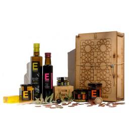 Set de regalo con productos Gourmet