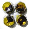 Monodosis Set de Ensalada. Aceite de Oliva Virgen Extra con Vinagre Balsámico 10ml (caja 360 tarrinas)