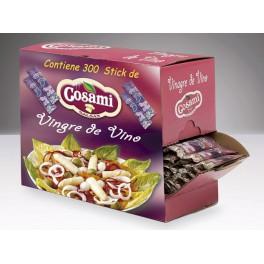 Dispensador sobres Vinagre de Vino con 300 unidades x 10ml