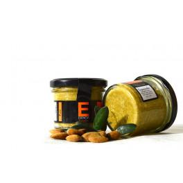 Paté de Aceitunas Verdes con Almendra