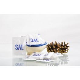 Dispensador con 2.000 sobres de Sal de 1gr
